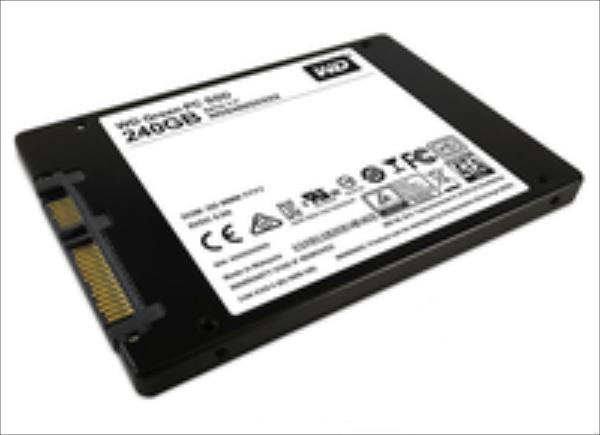 WD Green SSD 2.5'' 240GB SATA/600 SSD disks