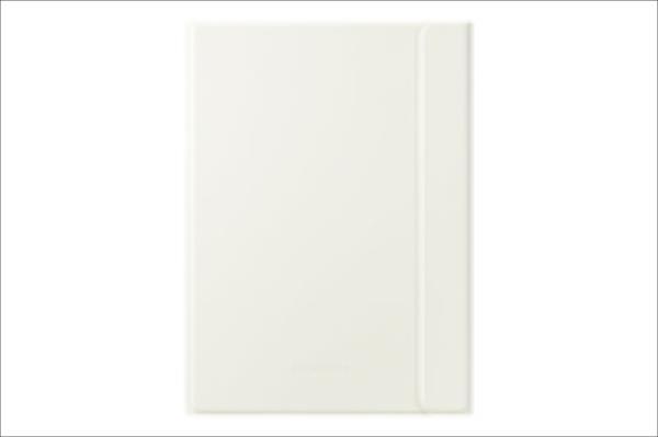 Samsung Keyboard Book Cover G Tab S2 9,7 White planšetdatora soma