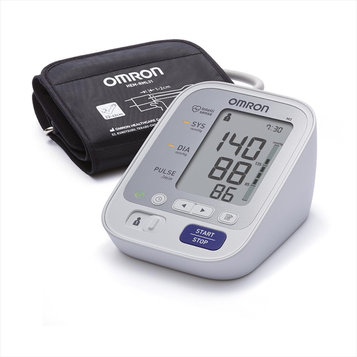 Omron M3 asinsspiediena mērītājs