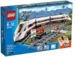 LEGO City Trains High-sp Passenger Train 60051 LEGO konstruktors