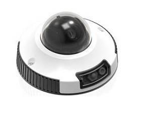 SUNELL SN-IPV54/03ZDR/B IP novērošanas kamera