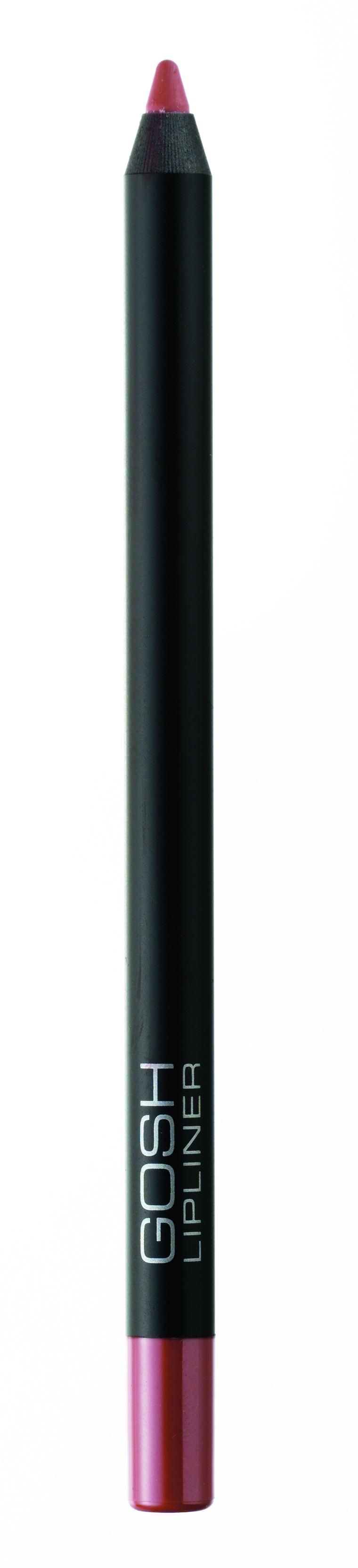 GOSH Velvet Touch Lipliner 002 Antique Rose lūpu zīmulis Lūpu krāsas, zīmulis