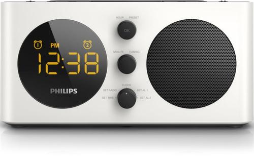 PHILIPS AJ6000/12 radio, radiopulksteņi