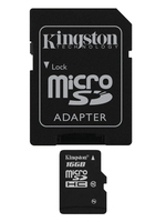Kingston 16GB Micro SDHC Class10 atmiņas karte