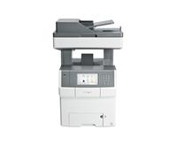 Lexmark X748de printeris
