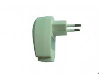 CHARGER USB UNIVERSAL 1A WHITE/MP3A-UC-AC1 GEMBIRD iekārtas lādētājs