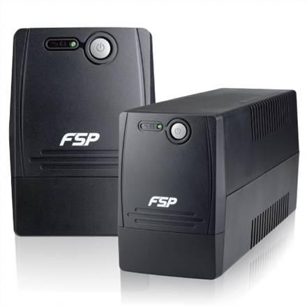 Fortron FSP Line Interactive UPS FP-600 nepārtrauktas barošanas avots UPS
