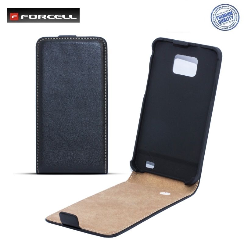 Forcell Slim Flip Case Samsung G850F Galaxy Alpha maciņš, apvalks