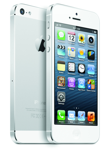Apple iPhone 5 32GB White Mobilais Telefons