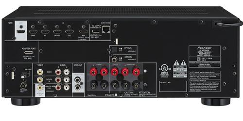Pioneer VSX-824-K resīveris