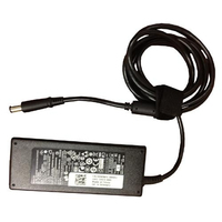 DELL AC adapter  90W Latitude/Inspiron/Vostro/Studio/XPS + c portatīvo datoru lādētājs