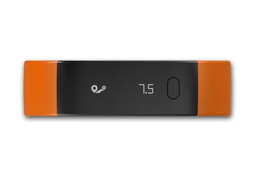 MyKronoz Smartwatch ZeFit Orange Viedais pulkstenis