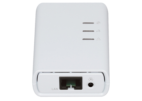 D-LINK DHP-308AV, Power Line AV+ Mini Adapter, Compact Size, 1 x port Ethermet 10/100 with Auto Negotiation, Frequency band 2MHz to 68MHz, O tīkla iekārta