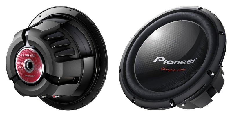 Pioneer TS-W310S4 SubWoofer