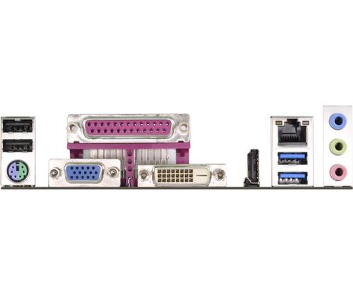 ASROCK AM1B-ITX SocketAM1 4xSATA3 pamatplate, mātesplate
