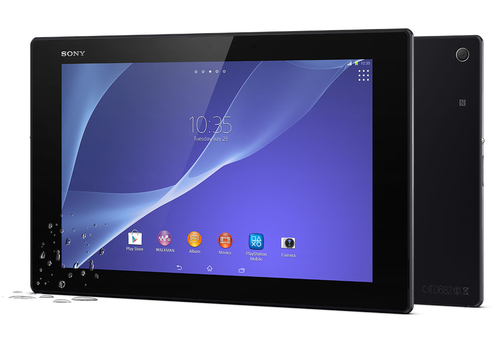 Sony SGP512 E1/B Xperia Tablet Z2 10.1LCD/2.3GHz QUAD-CORE/3 Planšetdators