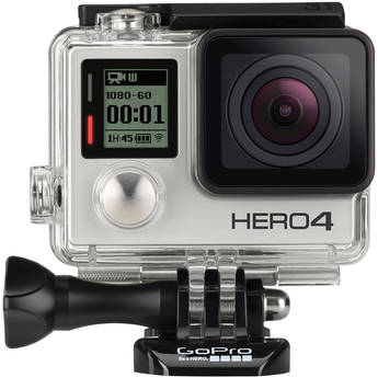 GoPro HERO4 Silver Adventure sporta action kamera