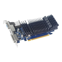ASUS G210-SL-TC1GD3-L / NV GeForce 210 / PCI-E 2.0 / 1GB DDR video karte
