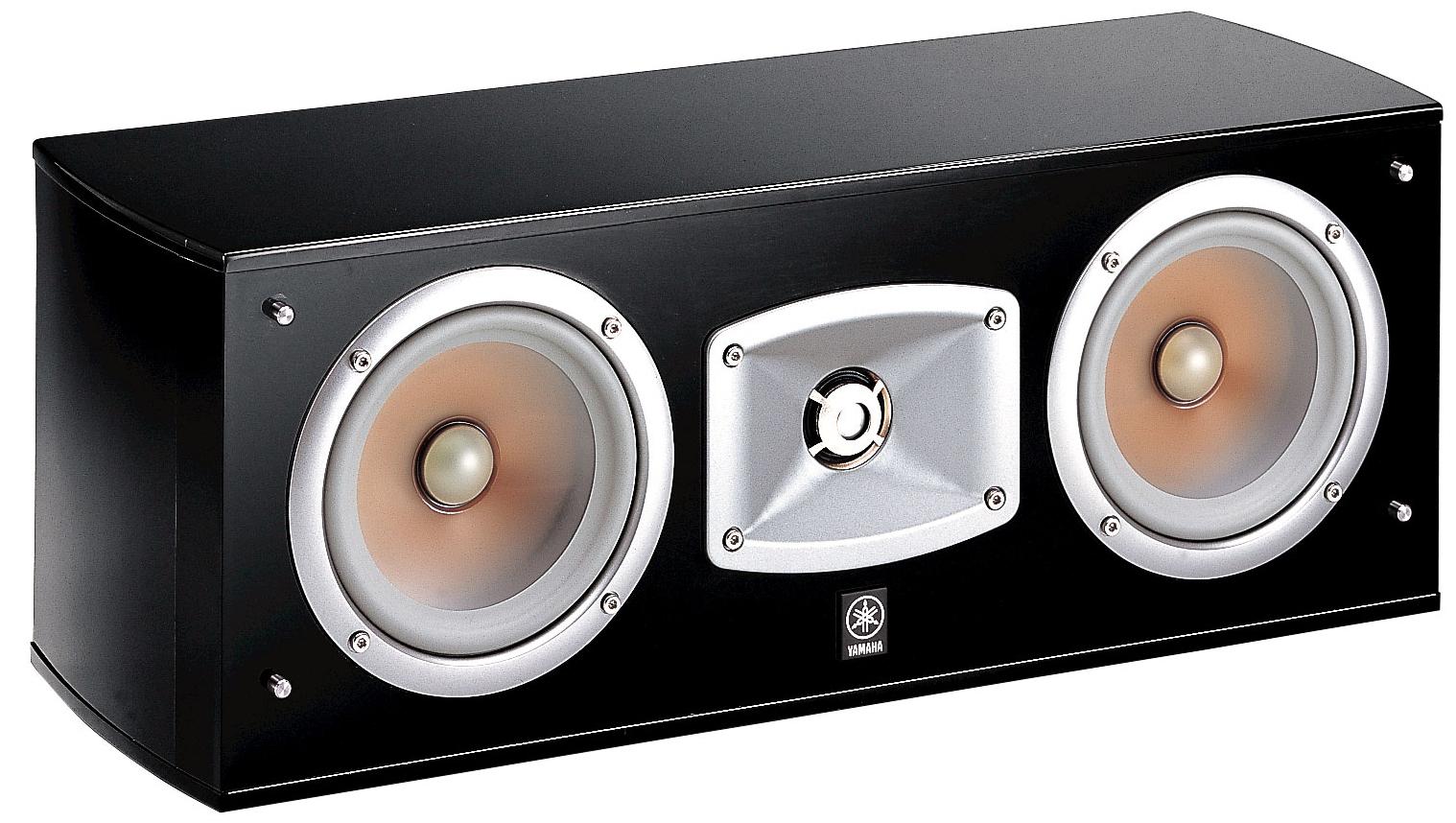 Yamaha NS-C444 Black akustiskā sistēma