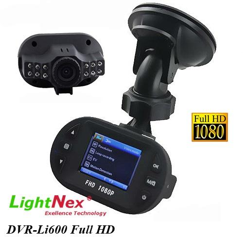 LightNex DVR-Li600 videoreģistrātors
