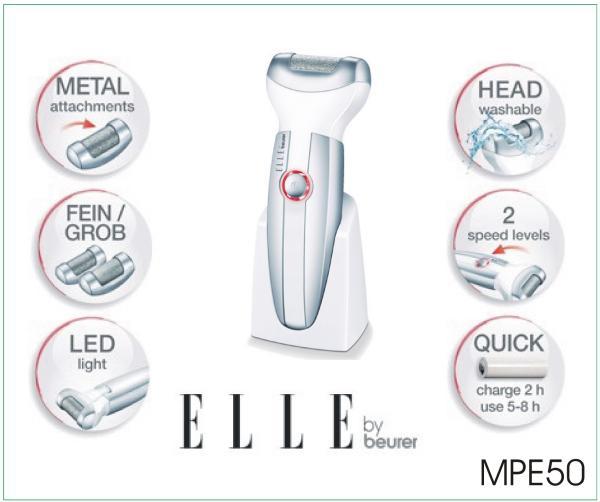 Beurer MPE 50 masāžas ierīce