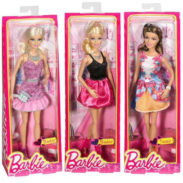 BARBIE Barbija modes BCN36 bērnu rotaļlieta