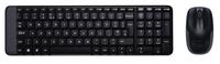 Logitech MK220 Wireless Combo klaviatūra