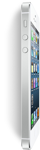 Apple iPhone 5 32GB White Mobilais Telefons