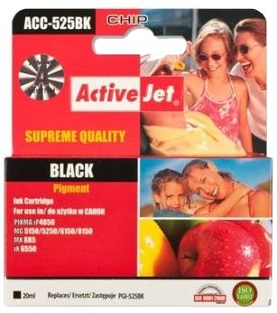Action ActiveJet ACC-525BK Black kārtridžs