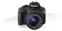 Canon EOS 100D + 18-55 STM Spoguļkamera SLR
