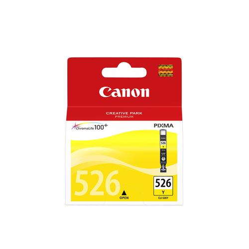 Canon CLI-526 Yellow kārtridžs