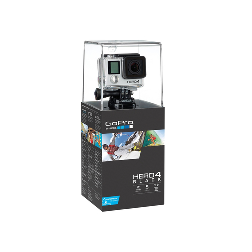 GoPro Hero4 Black Edition Adventure sporta action kamera