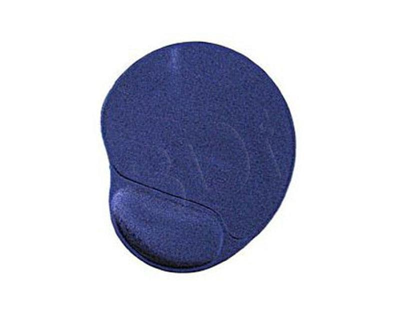 Gembird Gel mouse pad with wrist rest (Blue) peles paliknis