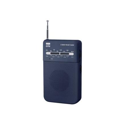 New-One Pocket radio R206 Blue R206
