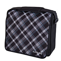 Herlitz Messenger Bag be.bag Black