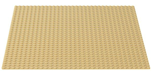 LEGO Sand Baseplate 10699 LEGO konstruktors