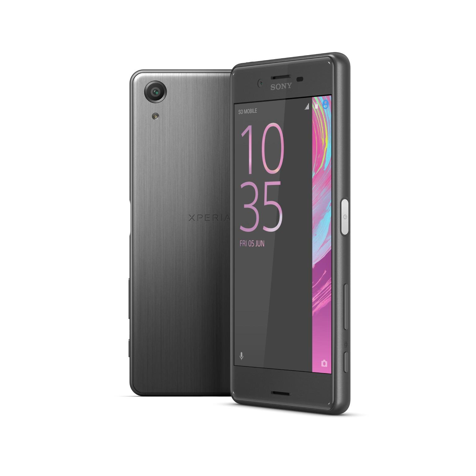 Sony Xperia  X Performance 4G 32GB Black Mobilais Telefons