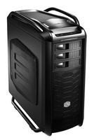 Cooler Master computer case Cosmos SE black Datora korpuss