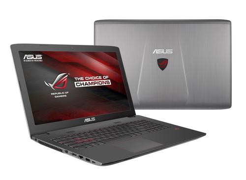 ASUS ROG GL752VW-T4108D FHD i7-6700HQ/8GB/ GTX960/ 1TB Portatīvais dators