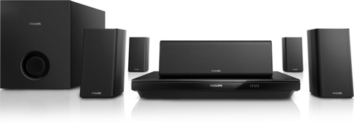 Philips 5.1 Home theater HTB3520G mājas kinozāle