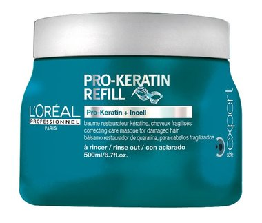 Loreal Expert Pro- Keratin Refill mask 500 ml