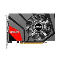 Asus MINI-R7360-2G AMD Radeon R7 360, GDDR5 2GB, PCI Express 3.0, HDMI ports quantity 1, Memory clock speed 6000 MHz, DVI-I ports quantity 1 video karte