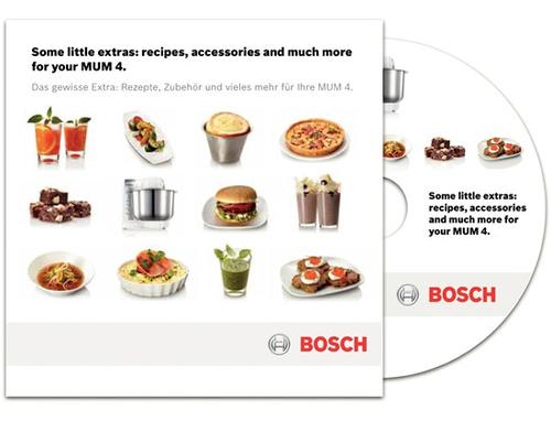 Bosch MUM48R1 Virtuves kombains