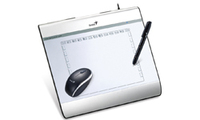 Genius graphic tablet with mouse MousePen i608X, 6``x8``