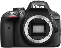 Nikon D3300 Body black VBA390AE Bezprocentu