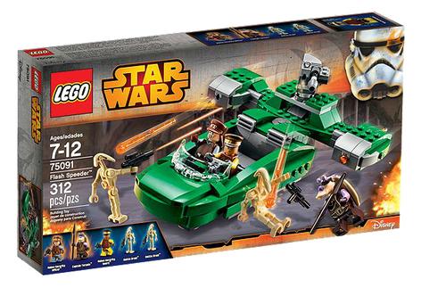 LEGO Flash Speeder  75091 LEGO konstruktors