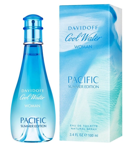 Davidoff cool water pacific summer edition 100ml Smaržas sievietēm
