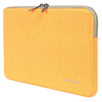 Tucano BFLUO10-O Sleeve, Orange, External Size (cm): 29 x 19 x 20Internal Size (cm): 28 x 18,5 x 18 mm