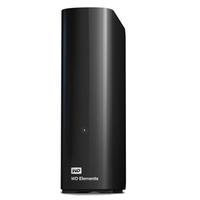 WD Elements Desktop 3.5'' 5TB USB3, Black Ārējais cietais disks