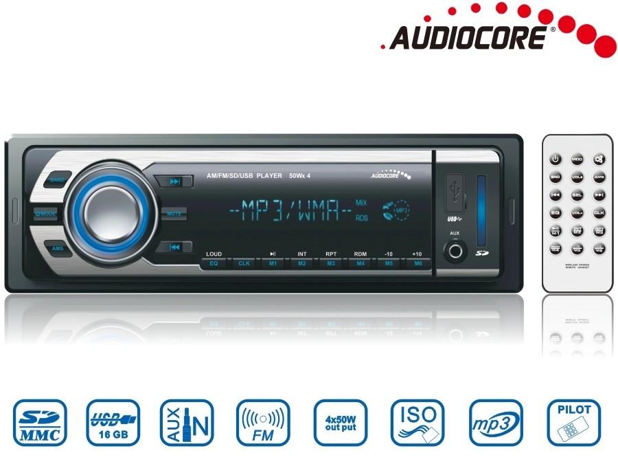 Audiocore AC9300B automagnetola